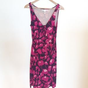 Diane Von Furstenberg Floral Summer Dress